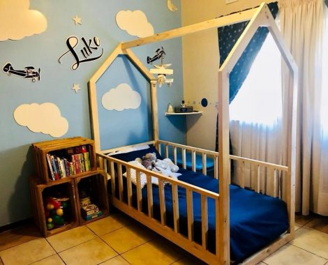 kids house beds1