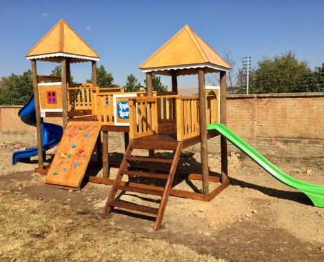 Wooden Playparks